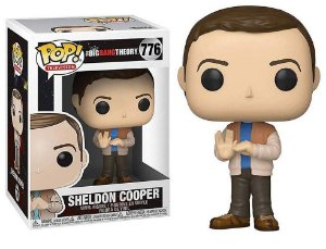 Funko Pop The Big Bang Theory Sheldon Cooper #776