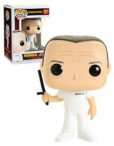 Funko Pop Silencio dos Inocentes Hannibal Lecter #787