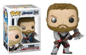 Funko Pop Marvel Vingadores Ultimato Avengers Endgame Thor #452