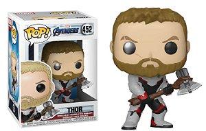 Funko Pop Marvel Vingadores Ultimato Avengers Endgame Thor #452