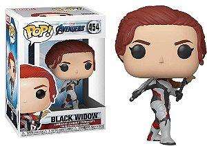 Funko Pop Marvel Vingadores Ultimato Avengers Endgame Black Widow #454
