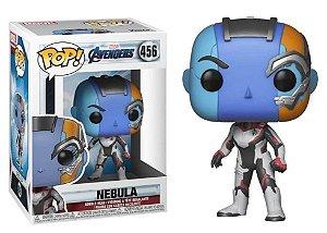Funko Pop Marvel Vingadores Ultimato Avengers Endgame Nebula #456