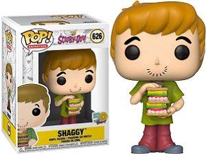 Funko Pop Scooby Doo Salsicha Shaggy #626
