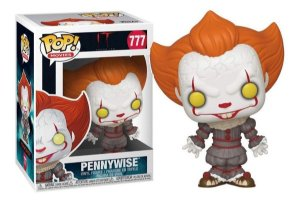 Funko Pop Terror IT A Coisa Pennywise #777