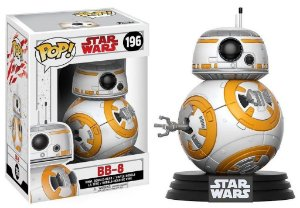 Funko Pop Star Wars BB-8 #196