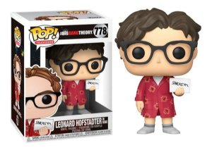 Funko Pop The Big Bang Theory Leonard #778