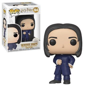Funko Pop Harry Potter Severus Snape Yule #94