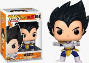 Funko Pop Dragon Ball Z Vegeta #614