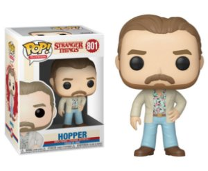 Funko Pop Stranger Things Hooper #801