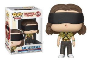 Funko Pop Stranger Things Battle Eleven #826