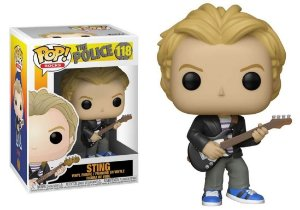Funko Pop The Police Sting #118