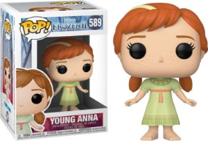 Funko Pop Disney Frozen 2 Young Anna #589