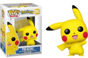 Funko Pop Pokemon Pikachu #553