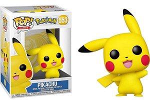 Funko Pop Pokemon Pikachu #553