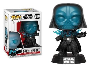 Funko Pop Star Wars Darth Vader Electrocuted #288