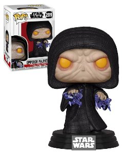 Funko Pop Star Wars Palpatine #289
