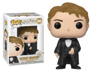 Funko Pop Harry Potter Cedric Diggory #90