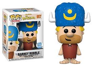 Funko Pop The Flintstones Barney Rubble Exclusivo Funkoshop #657