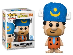 Funko Pop The Flintstones Fred Rubble Exclusivo Funkoshop #658