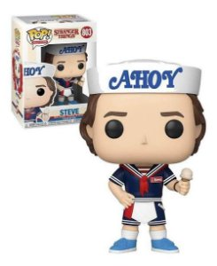 Funko Pop Stranger Things Steve Ice Cream #803