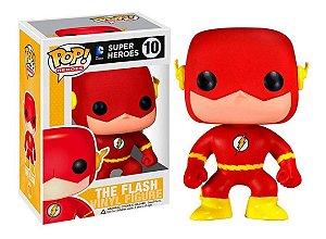 Funko Pop DC Super Heroes The Flash #10