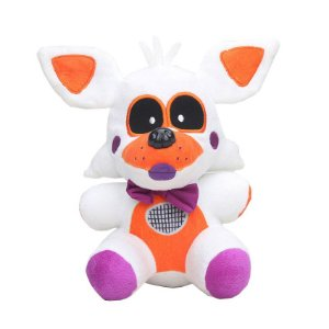 Pelúcia Five Nights At Freddys FNAF Sister Location Lolbit