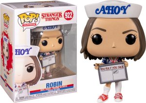 Funko Pop Stranger Things Robin #922