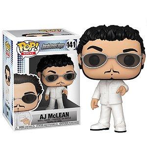 Funko Pop Backstreet Boys AJ McLean #141