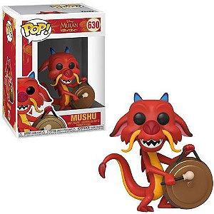Funko Pop Disney Mulan Mushu #630