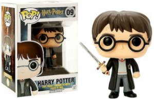 Funko Pop Harry Potter Sword Exclusivo #09