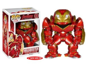 Funko Pop Marvel Avengers Age of Ultron Hulkbuster #73