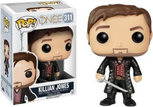 Funko Pop Once Upon A Time Killian Jones #311