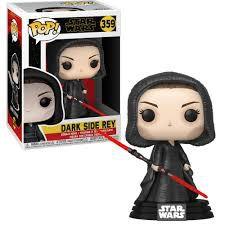 Funko Pop Star Wars Ascensão Skywalker Dark Side Rey #359