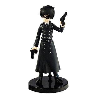 Miniatura Black Butler Kuroshitsuji Sebastian 11cm PVC