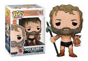 Funko Pop Naufrago Cast away Chuck Holand W/ Wilson Tom Hanks #791