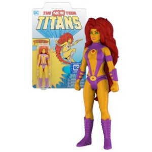 Star Fire Action Figure Jovens Titas Legion Of Collectors Funko