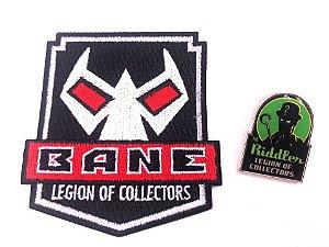 Funko Pin e Patch Villains Dc Legion Of Collectors