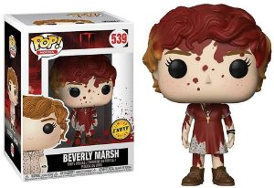Funko Pop Terror IT A Coisa Beverly Marsh Chase #539