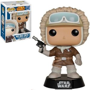 Funko Pop Star Wars Han Solo Hoth #47