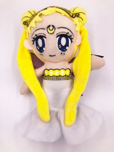 Pelúcia Sailor Moon Queen Serenity 20cm