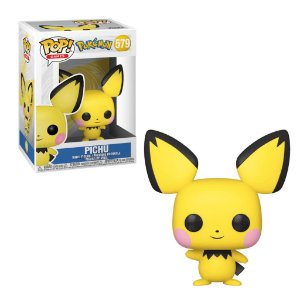 Funko Pop Pokemon Pichu #579