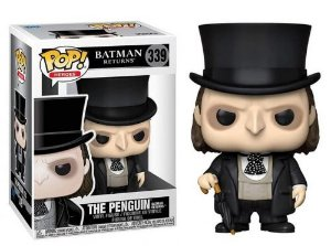 Funko Pop DC Batman Returns The Penguin Pinguim #339