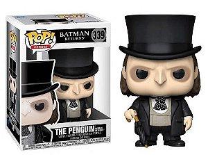 Funko Pop DC Batman Returns The Penguin Pinguim #339