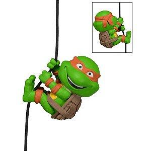 Scalers Michelangelo Tartarugas Ninja Neca