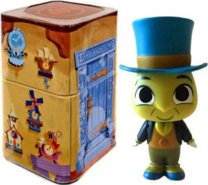 Funko Mini Mystery Grilo Falante Jiminy Cricket Disney Treasures