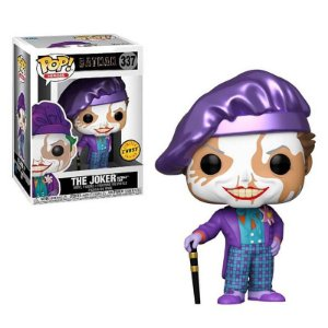 Funko Pop DC Batman Returns 1989 The Joker With Hat Chase #337