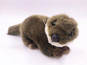 Pelúcia Furão Weasel Unitoys Teddys Rothenburg 25cm