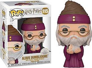 Funko Pop Harry Potter Dumbledore with Baby Harry #115