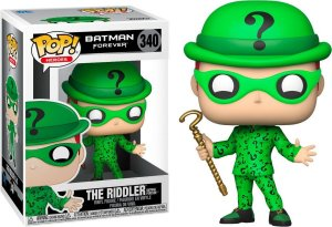 Funko Pop DC Batman Forever The Riddler Charada #340