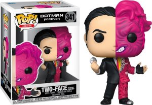 Funko Pop DC Batman Forever Two Face Duas Caras #341